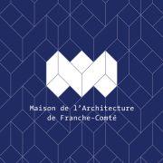 logo maison de l'architecture de Franche-Comté